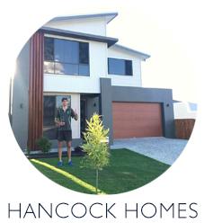 Hancock Homes logo
