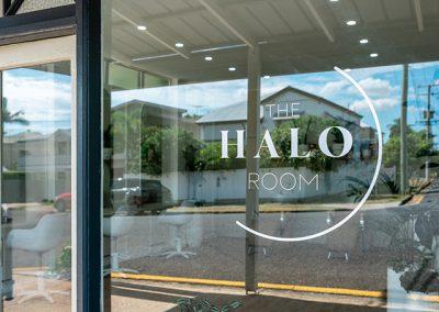 Halo Room exterior