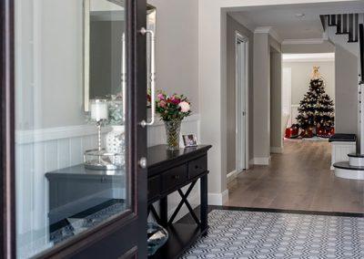 Hamptons House Hallway