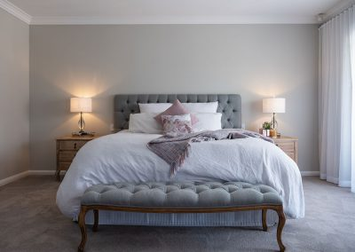 Hamptons House Bedroom