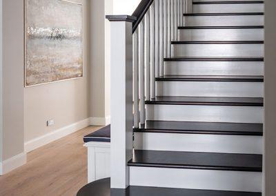 Hamptons House Stairs