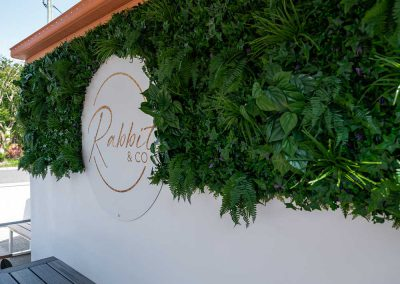Rabbit and Co sign