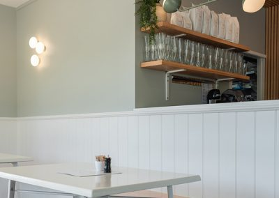 Rabbit and Co bench